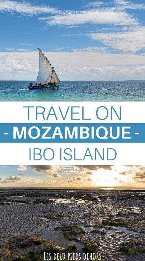 Ibo Island in Mozambique