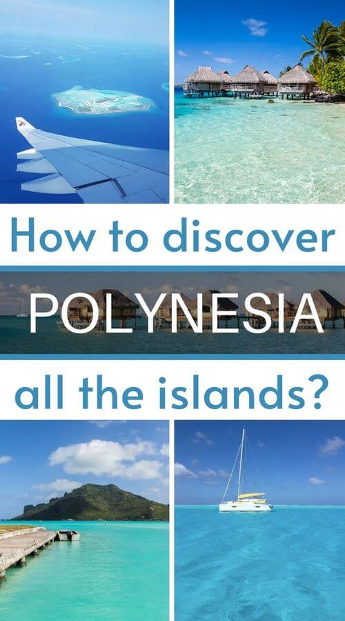 discover all islands in french polynesia