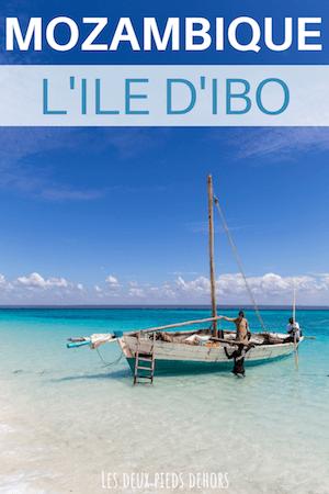 l'île d'ibo au mozambique