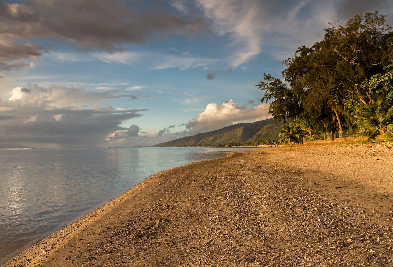 un itinéraire pour 2 semaines en polynésie