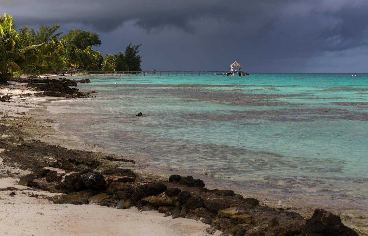 itinéraire polynésie française