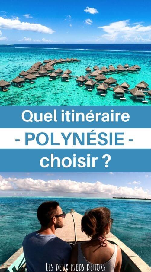 guides des ciruits et itinéraires en polynésie