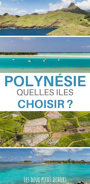 quelle ile polynesie