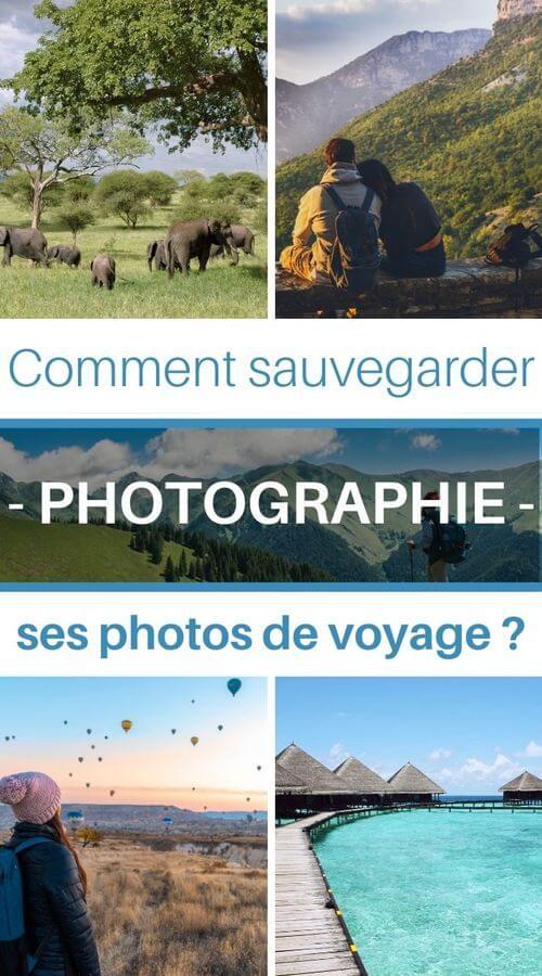 Où garder ses photos en voyage