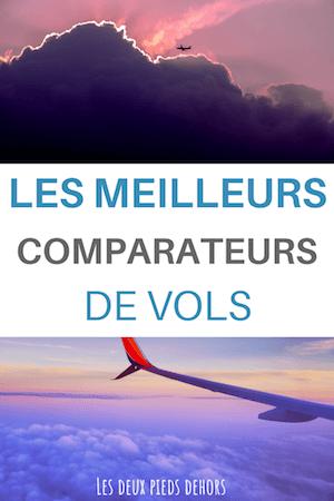 Choisir le meilleur comparateur de vol pas cher les deux for Comparateurs hotels pas chers