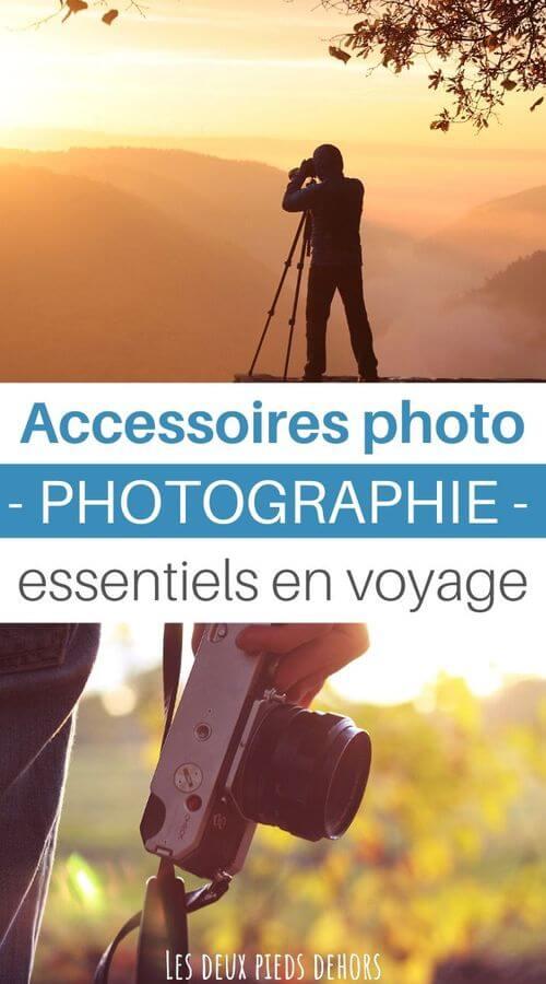 accessoires photo essentiels en voyage