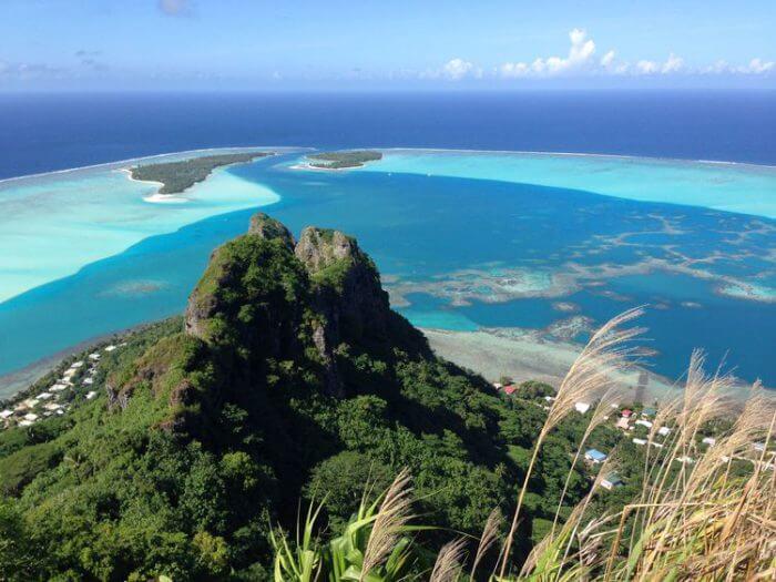 voyage en polynésie francaise pas cher