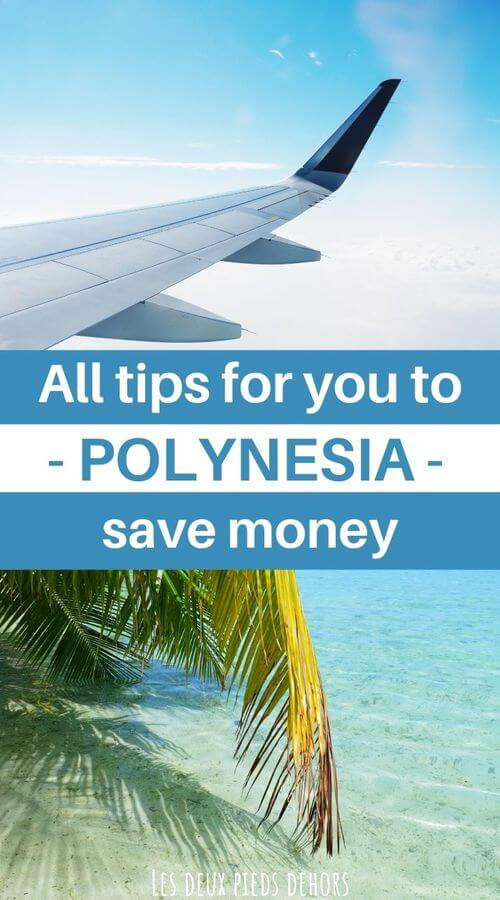 guide to save money in french polynesia