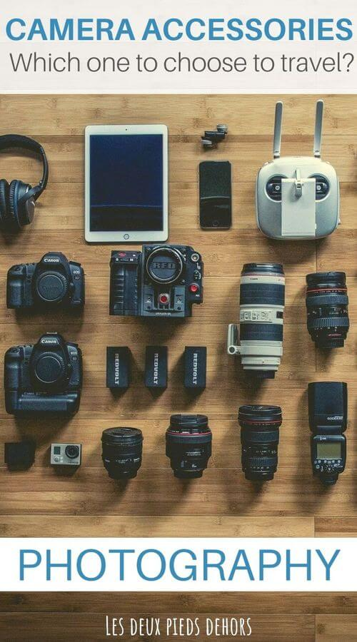 camera accessories which one to choose