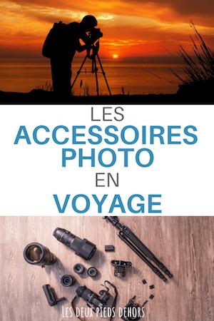 quels accessoires photo choisir pour un voyage ?