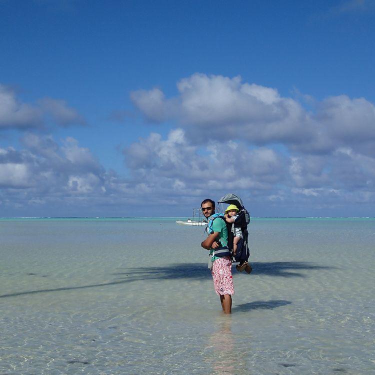 voyage avec enfant en polynésie