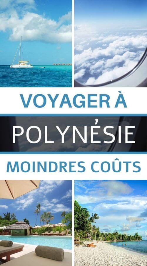 faire des économies en voyage en polynésie