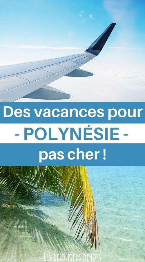 économiser pour un voyage en polynésie