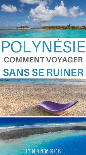 polynésie française pas cher