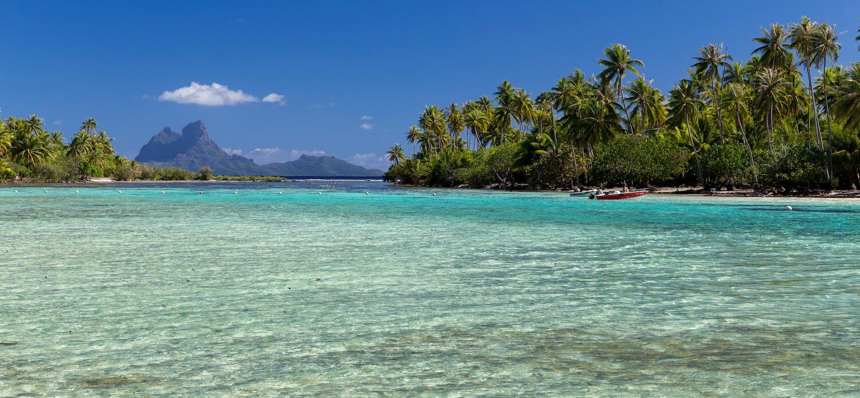 voyage sur l'île de tahaa