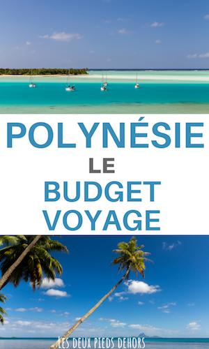 budget voyage polynésie