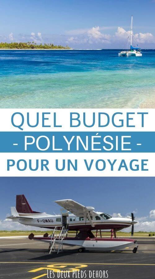 budget à prévoir voyage en polynésie