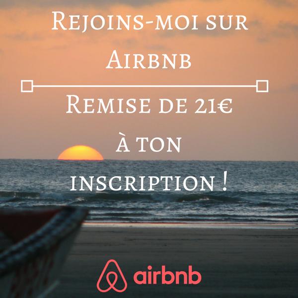 hébergement moins cher en Airbnb