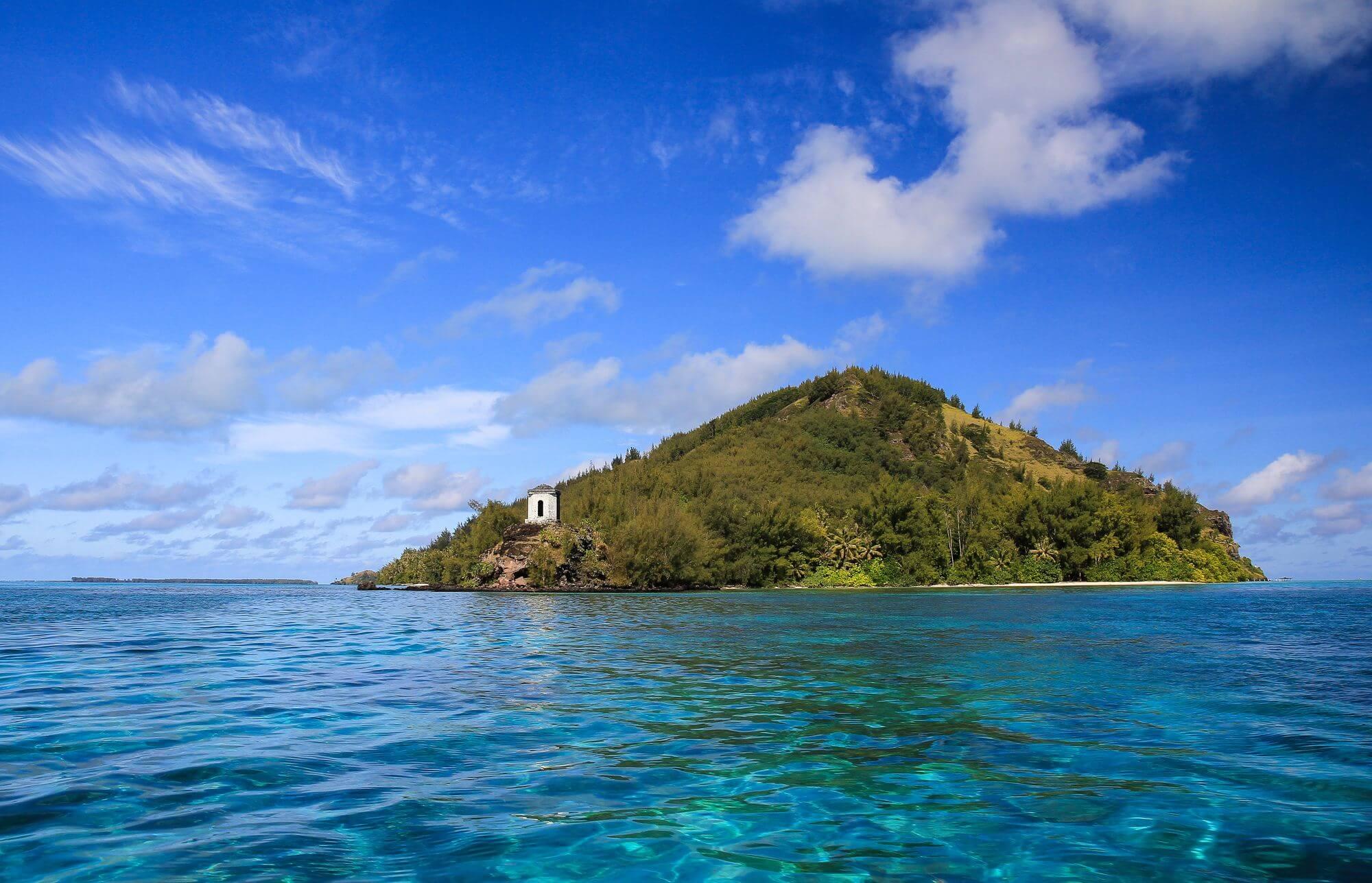 activité aux îles gambier