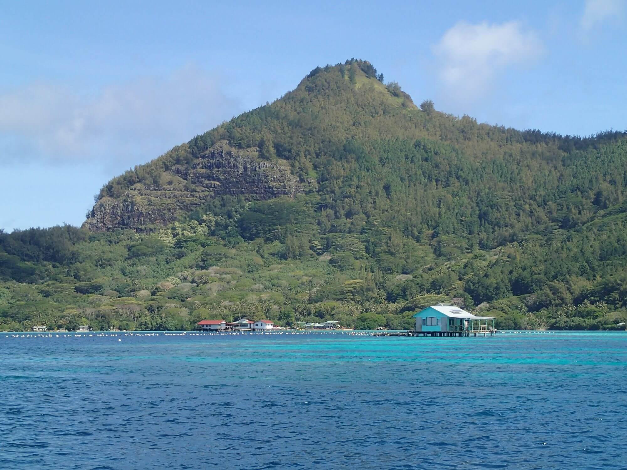 archipel des gambier en polynésie