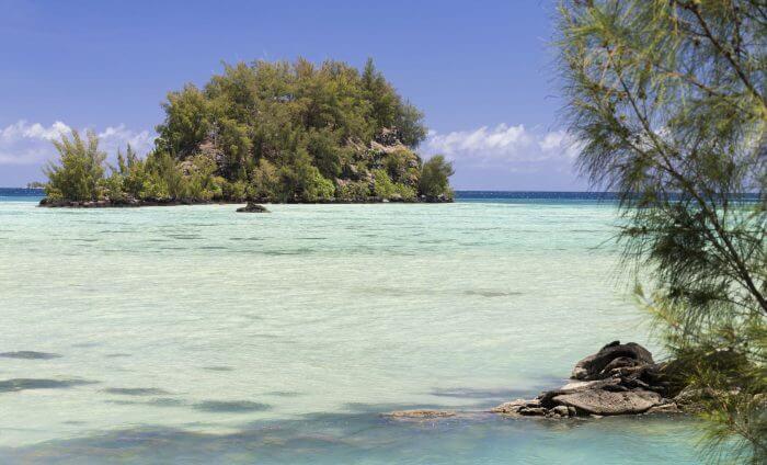 iles gambier en polynésie