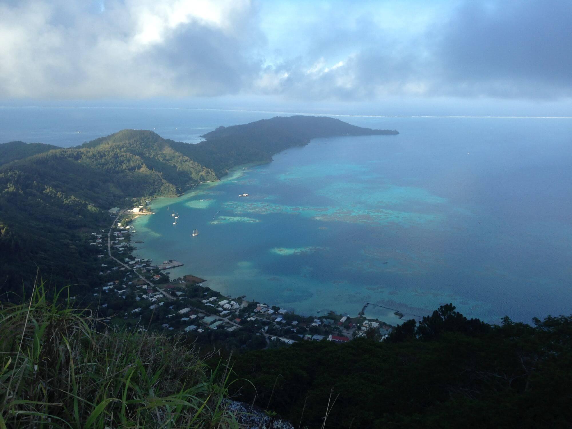 séjour en polynéie aux iles gambier