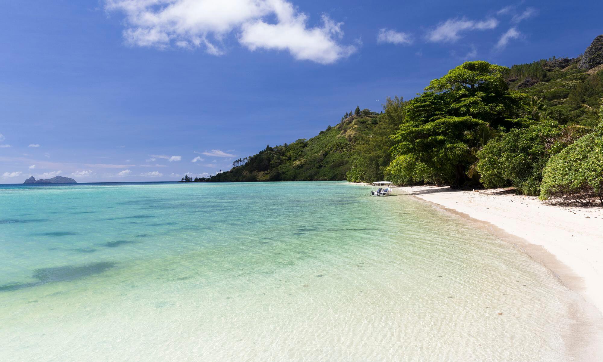 vacances en polynésie aux îles gambiers