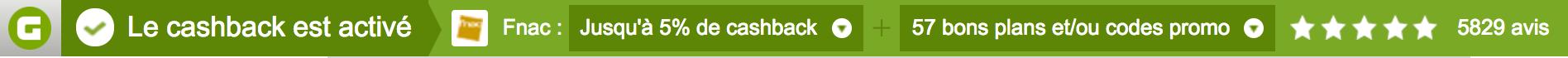 avis igraal site cashback