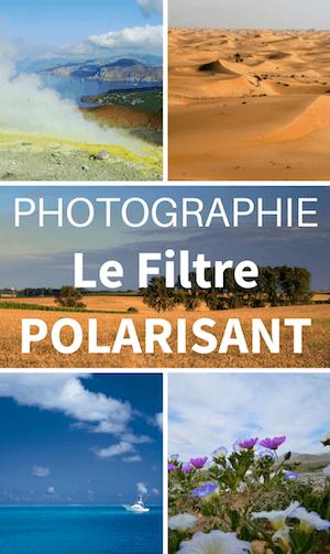 utilité filtre polarisant