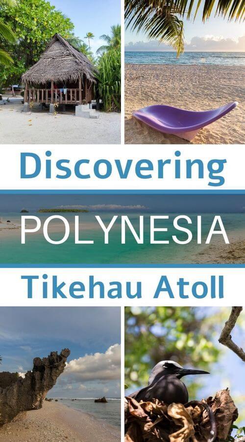 visit tikehau atoll on polynesia