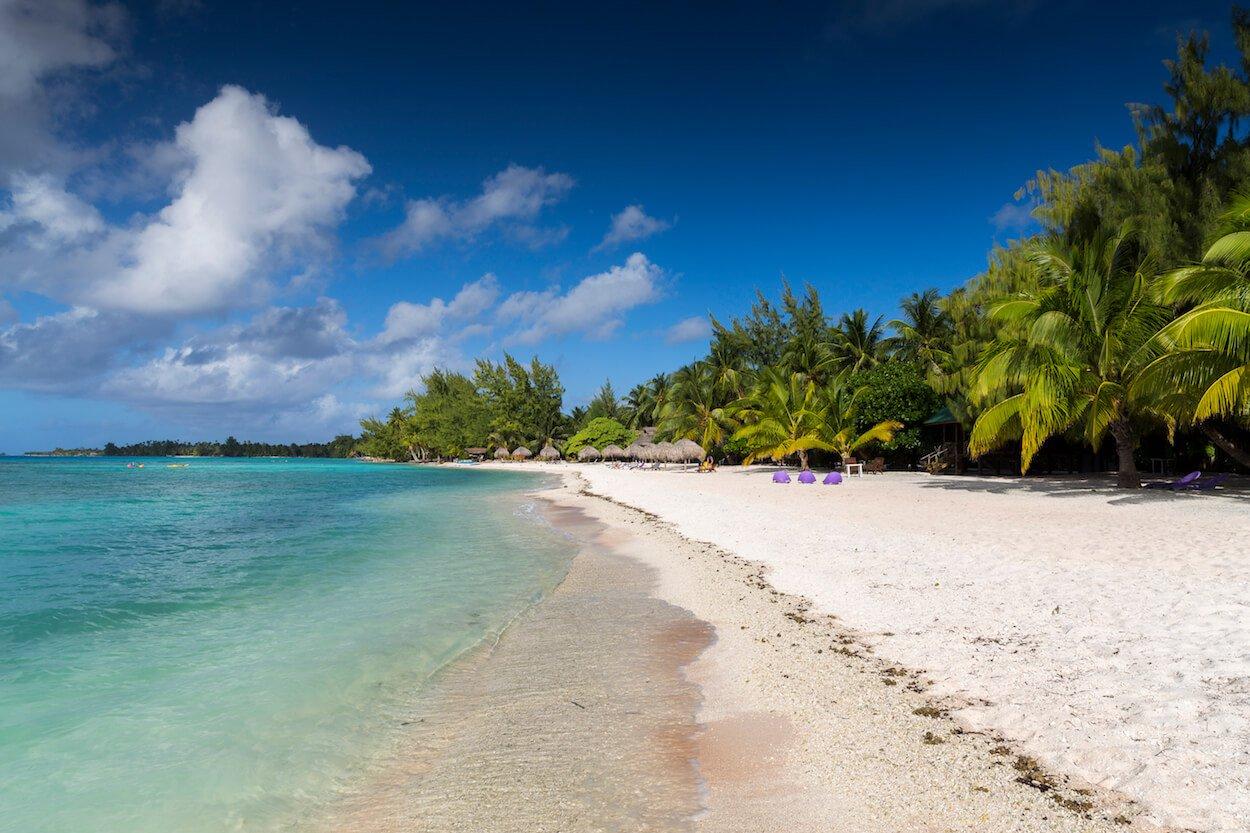 voyage en polynésie sur l'atoll de Tikehau