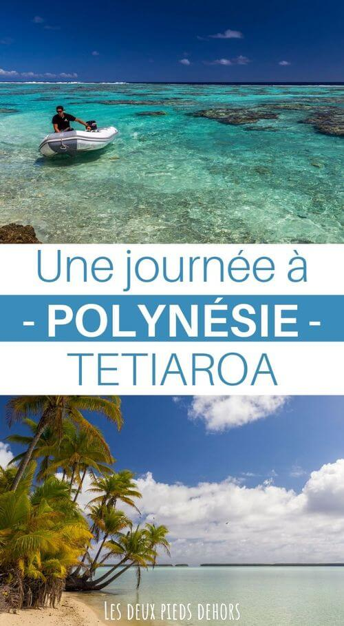 atoll de tetiaroa