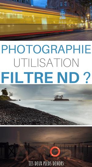 les filtres gris neutres et filtres ND en photos : à quoi ils servent