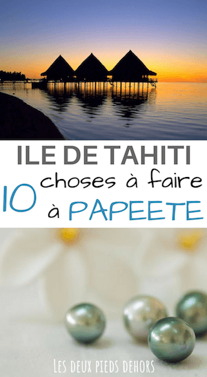 Papeete en Polynésie française