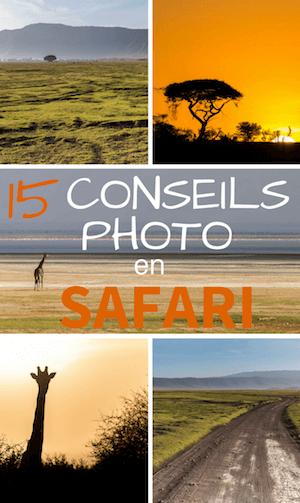 quelques conseils photo pour réussir son safari