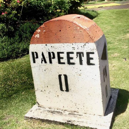 Papeete en Polynésie