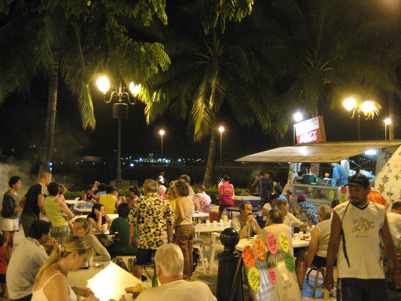 Papeete à Tahiti que faire