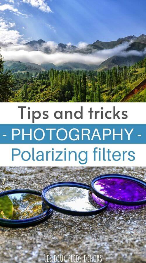 tips for polarizing filter