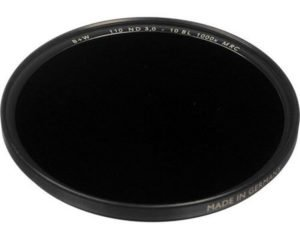 ND filter B+W in photography