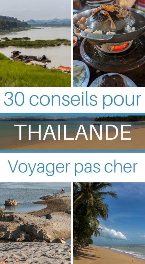 voyager pas cher en thailande