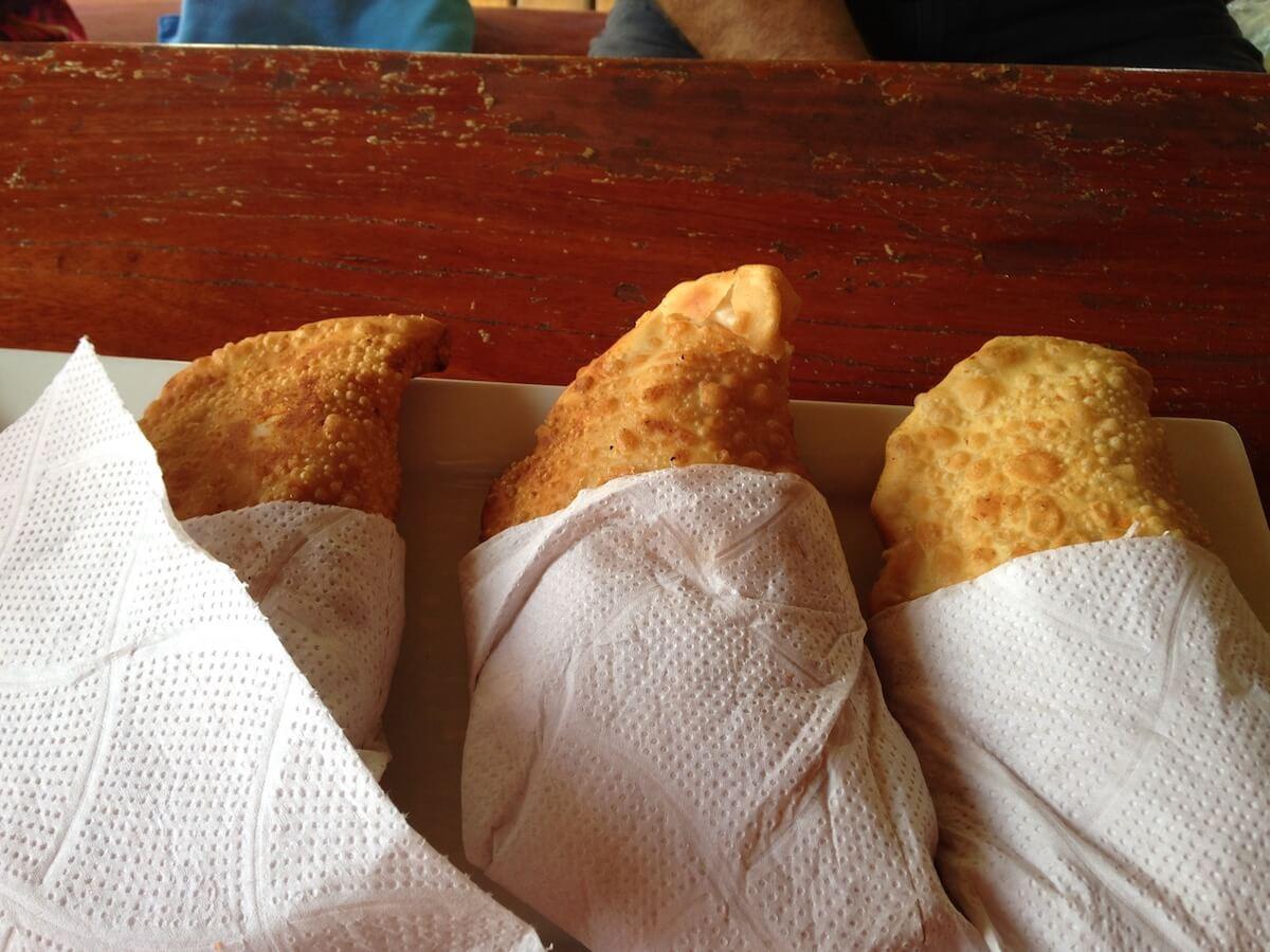 manger sur l'île de pâques
