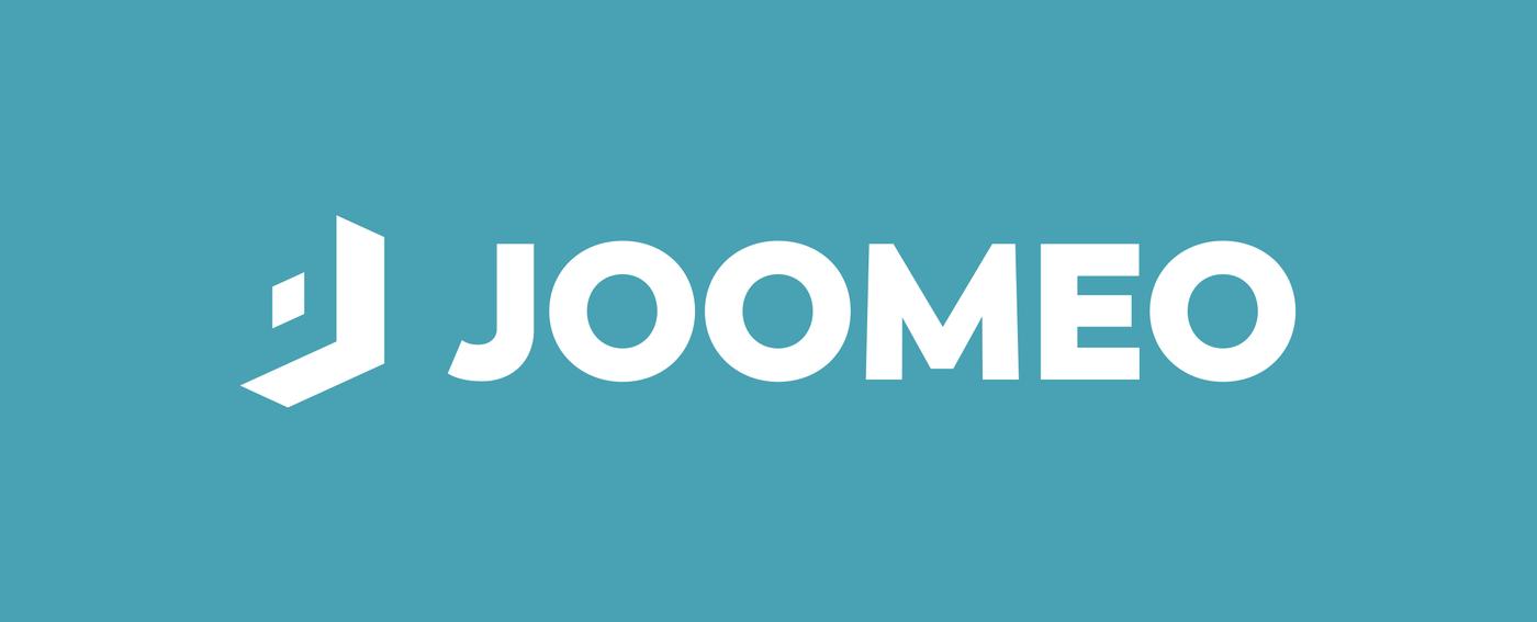 nouveau logo de joomeo