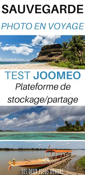 test de joomeo détaillé - plateforme de stockage et partage pour voyager