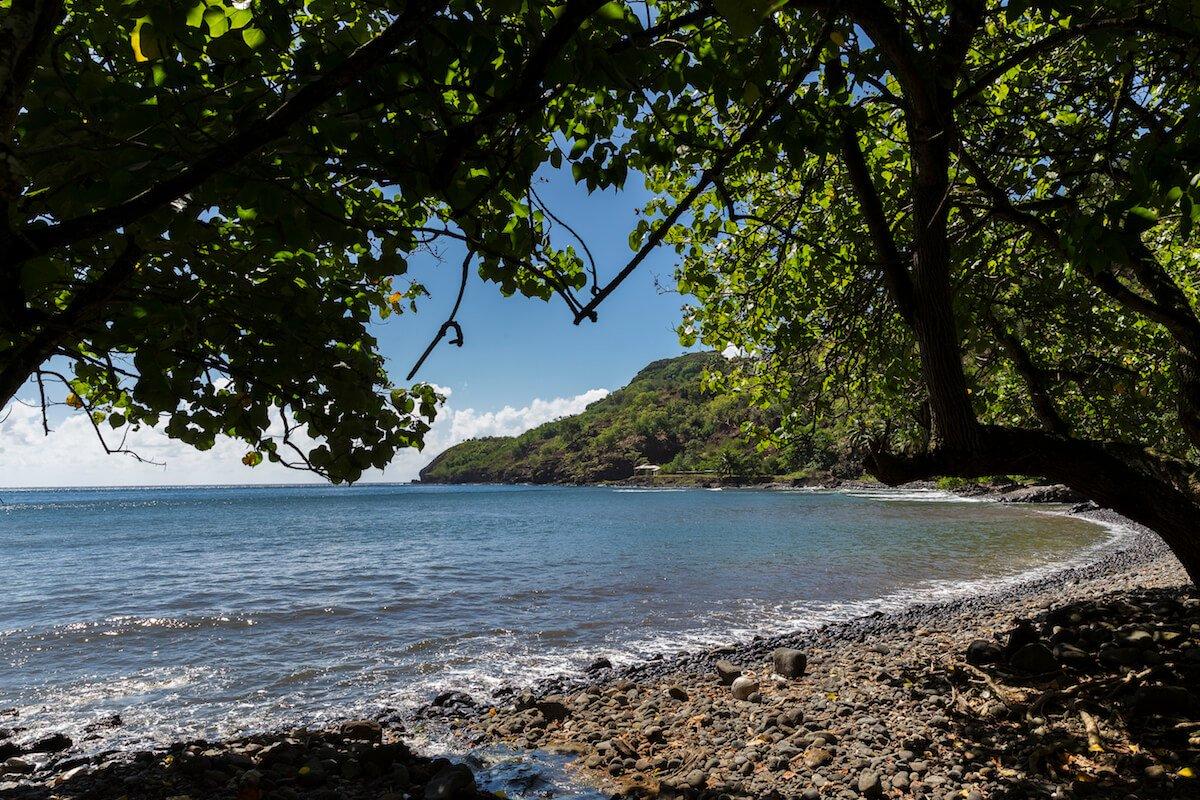 Ile de Hiva Oa dans l'archipel des marquises