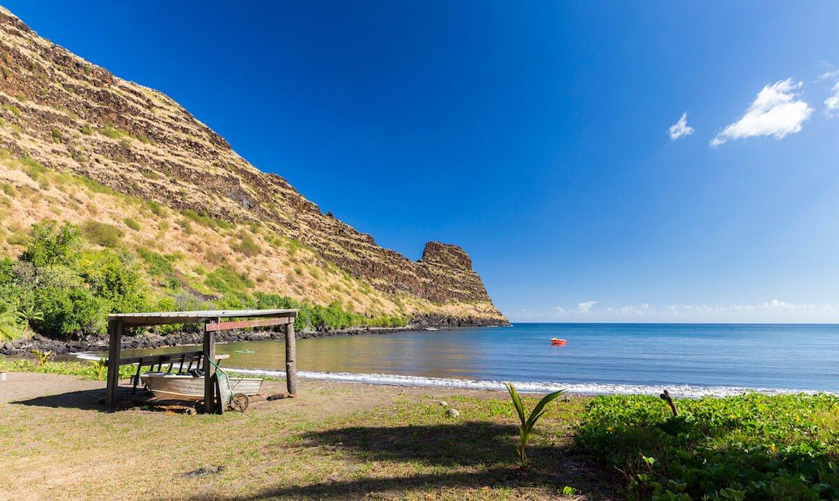 Ile de Hiva Oa aux îles marquises