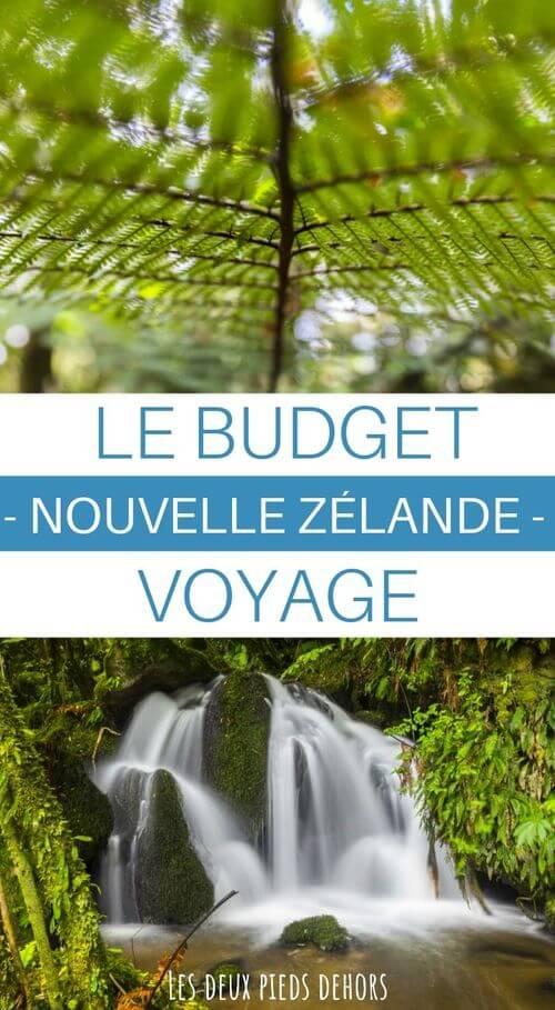 vacances nouvelle zelande quel budget