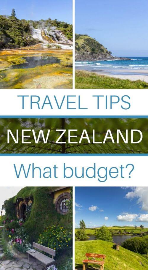 go to new zealand what budget