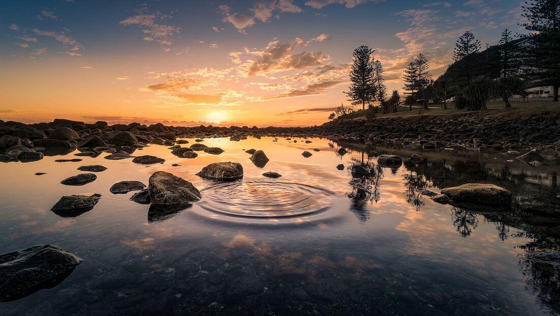 sunset sunrise photography what lens