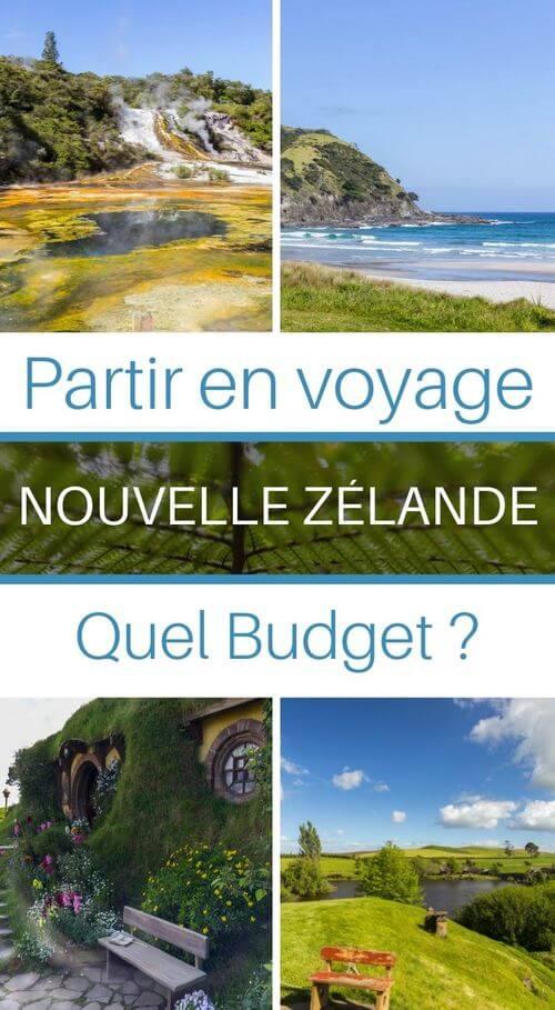 partir en nouvelle zélande quel budget