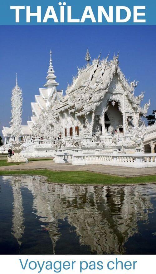 un voyage pas cher en thailande